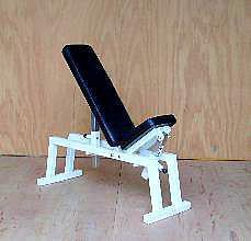 adjustable bench 23