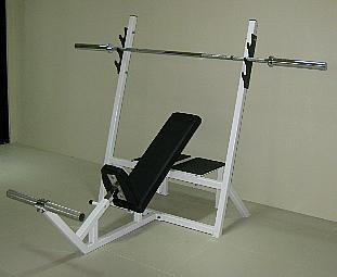 Incline Press Bench