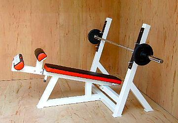 Decline Press Bench, Professional Line