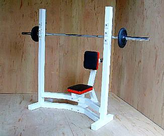 Shoulder Press Bench, Professional Line