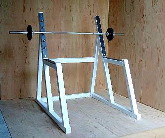 ,Squat Rack, Professional Line