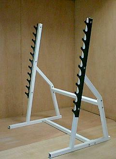 barbell rack no accessory