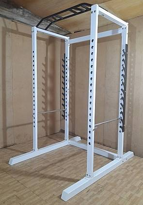 power rack no accessory