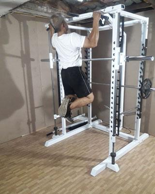 power tower pull-up