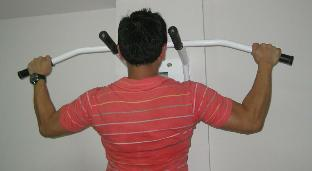 wall-mounted pull-up 2