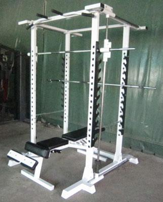 smith rack 3d full